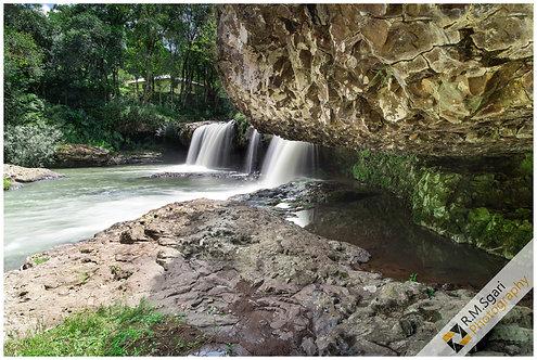 Ref.10033 - Cascata Colônia Jardim