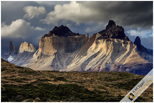 Ref.10026 - Torres del Paine National Park (Chile)