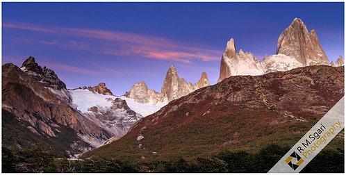 Ref.10028 - Fitz Roy Peak (Argentina)