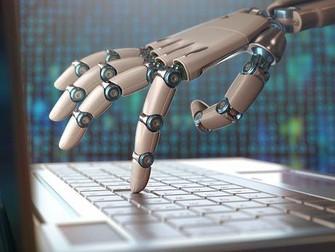 Robot Files Patent