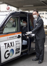 都タクシー ドライバー