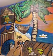 Dogaritaville Mural