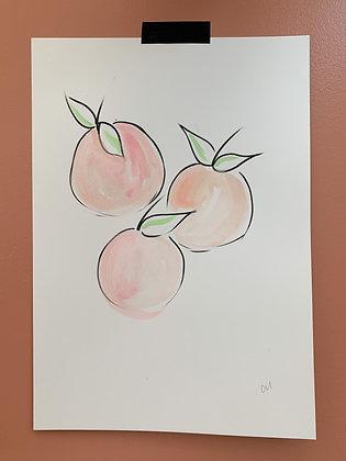 Peach Study 2
