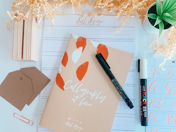 Calligraphy at Home Kit