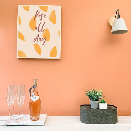 Rosé All Day - Download Print
