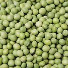 Dry-green-peas