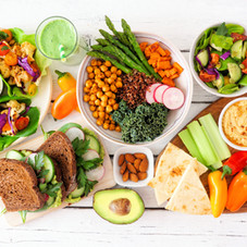 Healthy-lunch-table-scene-with-nutritiou