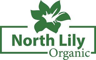 North Lily Organic Logo