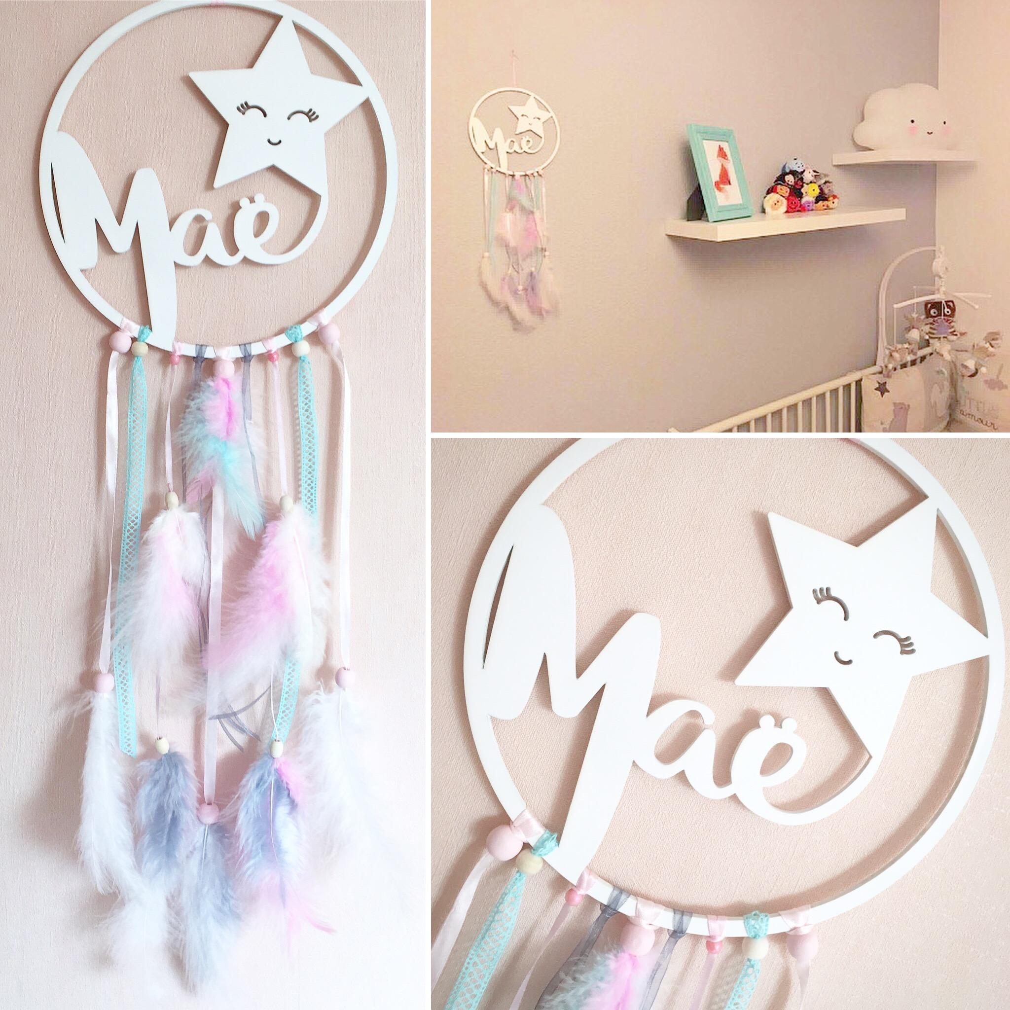 Modèle Étoile • Plexi blanc mat