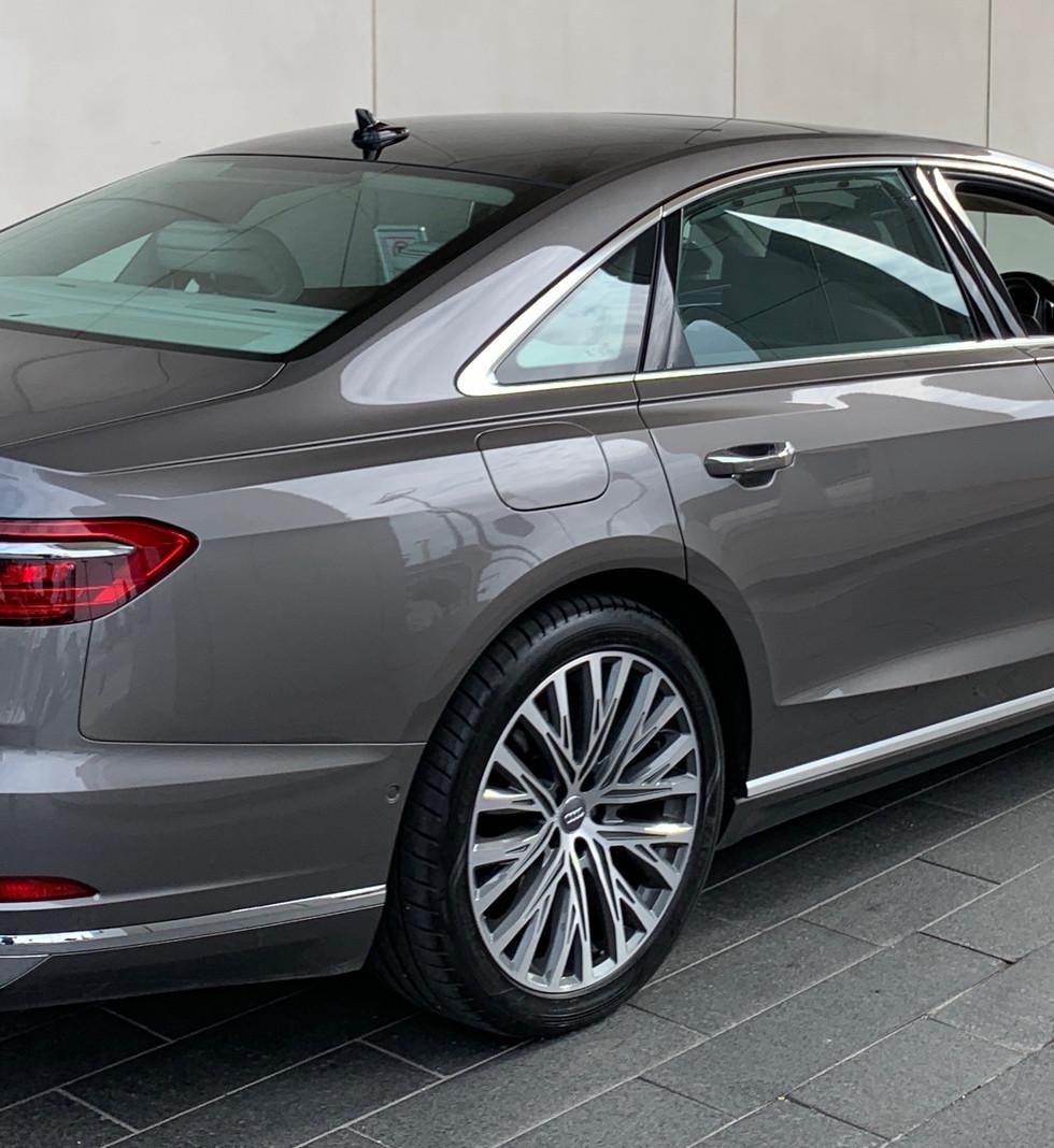 New 2019 Audi A8L