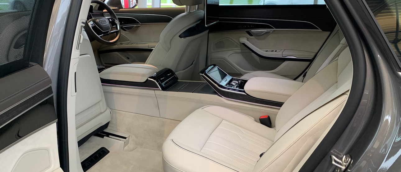 Enter the world of luxury