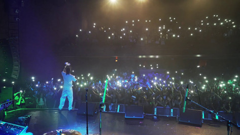 Burna Boy Live in Vancouver, 2019