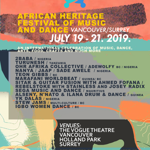 AHFOMAD Festival 2019