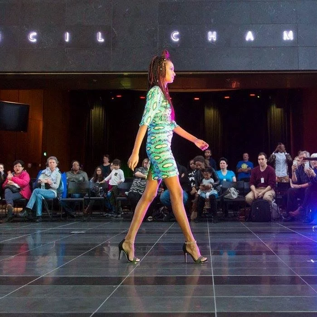 AHFOMAD 2016 Fashion Show