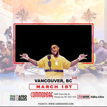 Davido Concert in Vancouver 2020