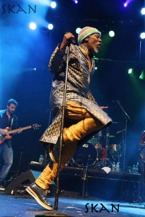 Alpha Blondy Concert in Vancouver