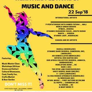AHFOMAD Festival 2018
