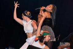 Nanya and Crew Live at the Vogue Theatre