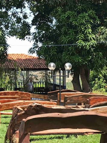 Jardin del mirador/ Jardin/ Deck Garden