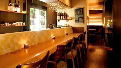 牡蠣&日本酒Bar  百蔵