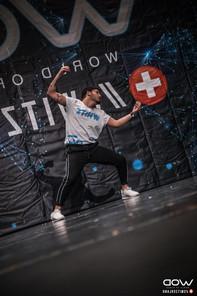 WORLD OF DANCE 2018