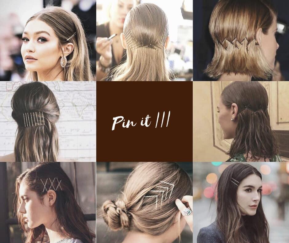 Emilie gug - hårnåle