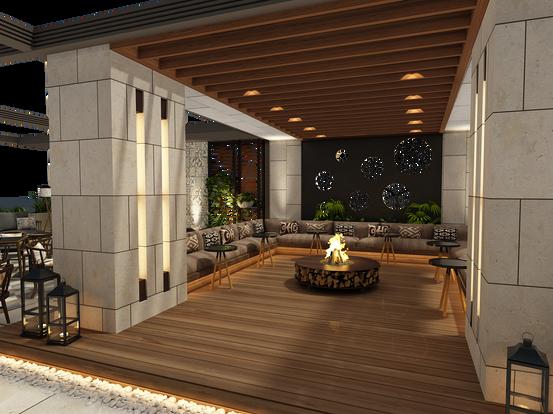 Waxwing Roof Bar