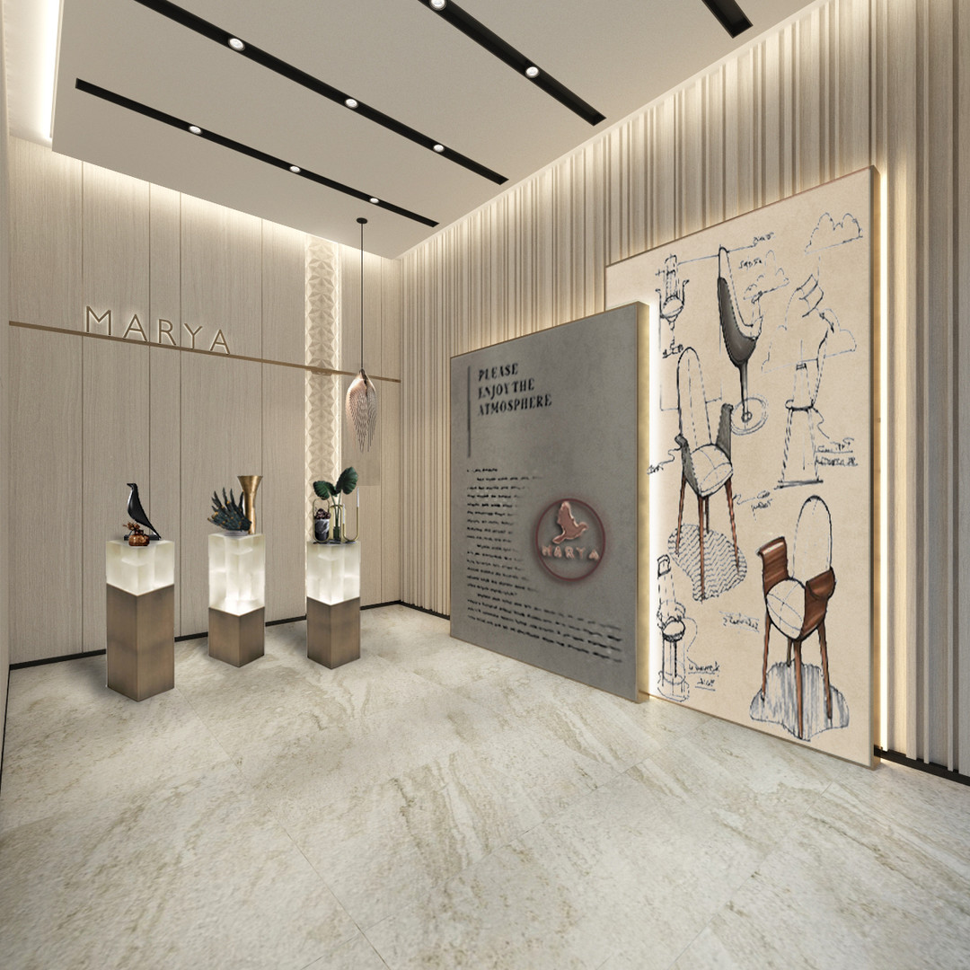 Marya Showroom Antalya