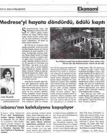 Sabah Newspaper, 2010