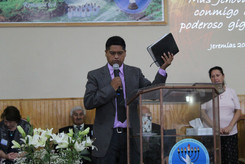 Pastor Daniel, Jujuy- Arg.