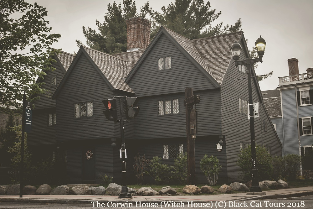 The Corwin House (Witch House)