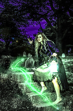 10/26 8PM Ghostly Night Tour