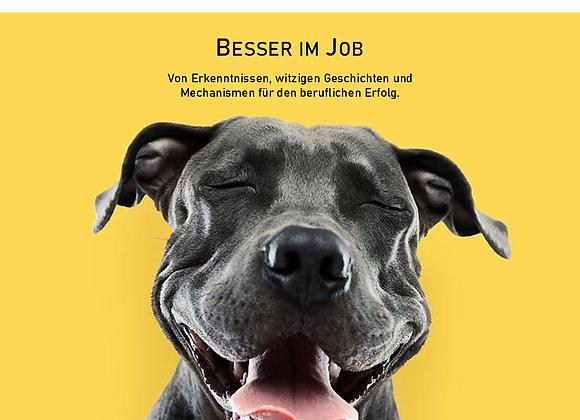 """eBook: """"Besser im Job"""", Bestseller - 2. Auflage"""