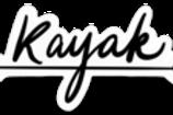 Kayak Paddle Sticker