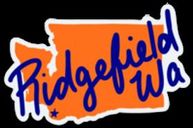 Ridgefield (Spudder) Sticker