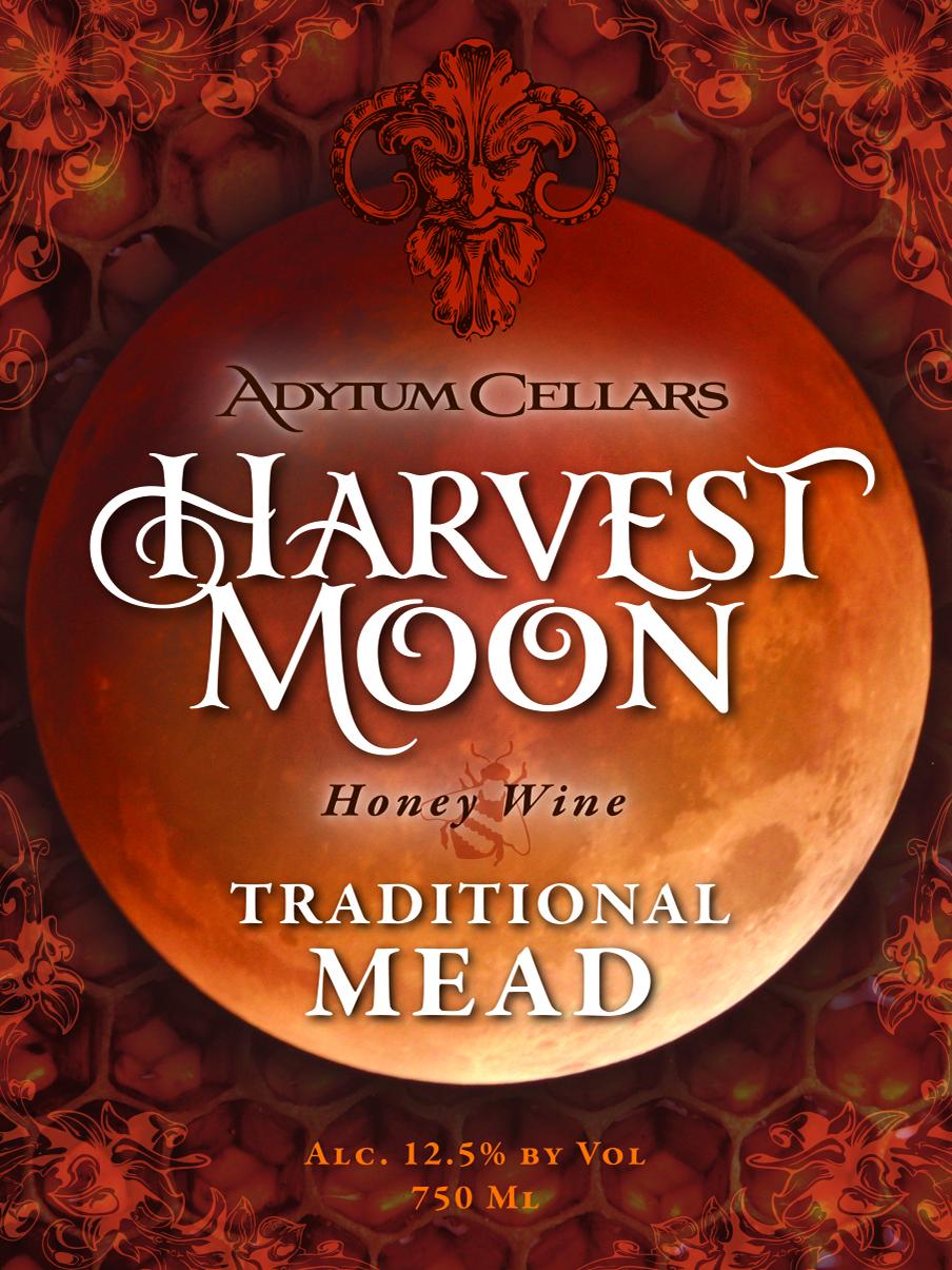 Adytum Cellars Mead Labels