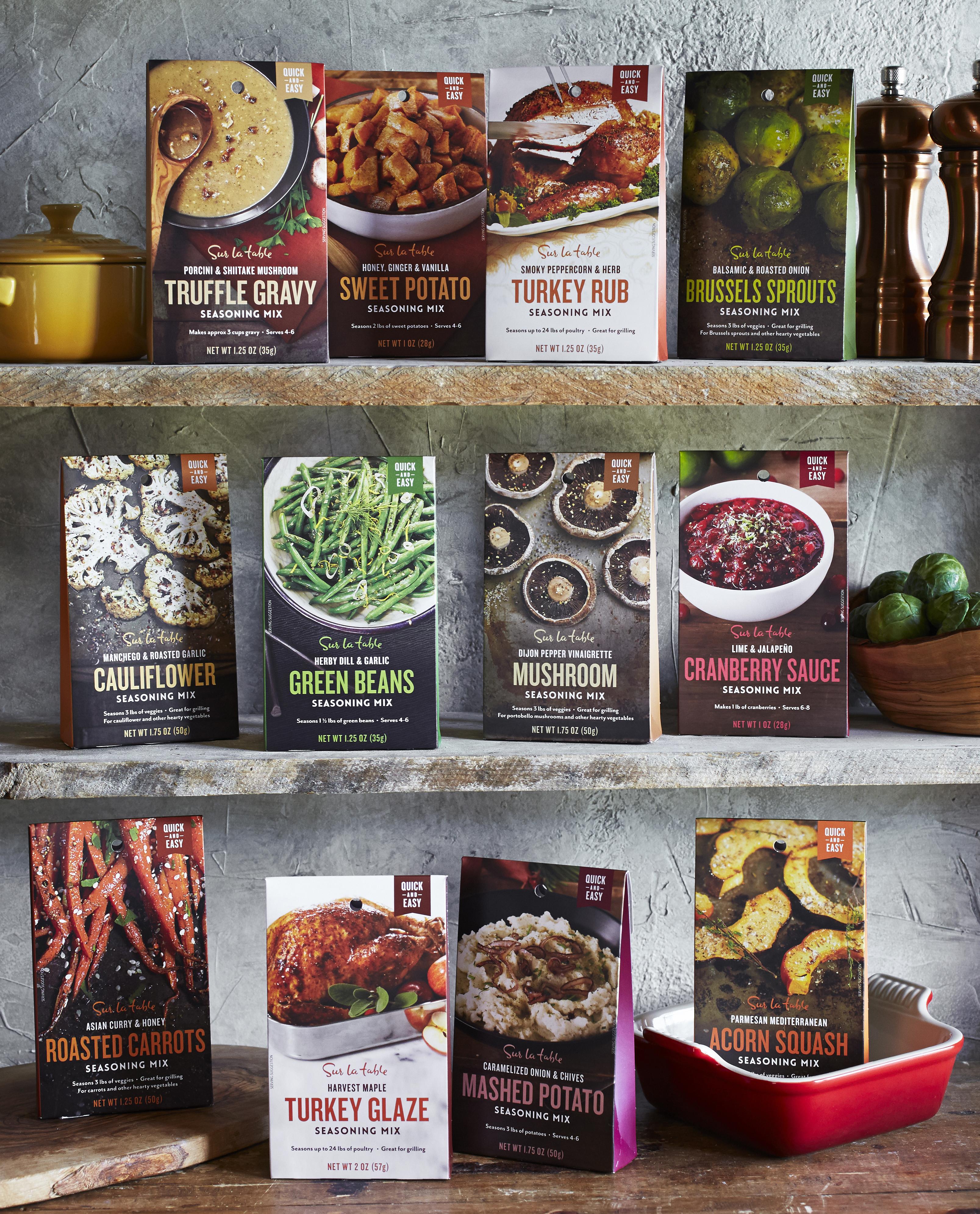 Sur La Table Seasoning Packets