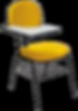 Cadeira Universitária STJ 170 PF