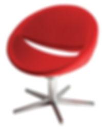 Moon - Cadeira e Poltronas para Escritório