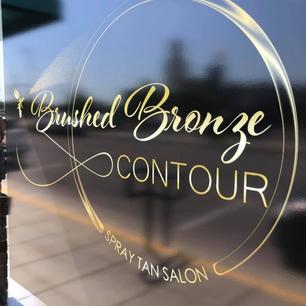 Brushed Bronze Contour