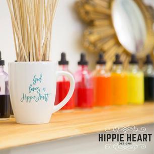 Hippie Heart Designs