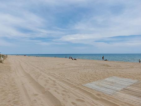 Tota la informació sobre la normativa a la platja de Gavà aquest estiu