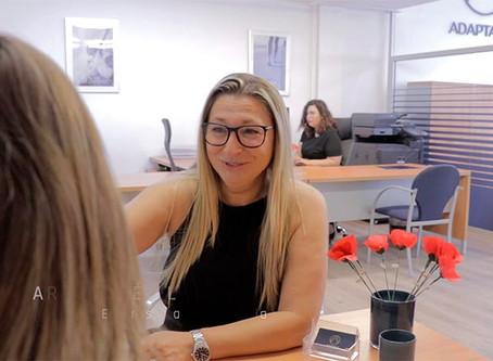 María José Plazas - Socia de Adaptalia Corporación y miembro de BNI Impulsa Sant Boii