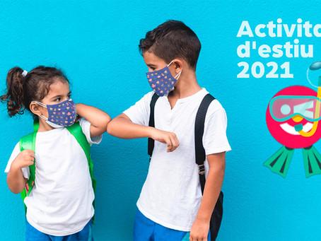 Més d'una trentena d'activitats per a infants a aquest estiu a Viladecans