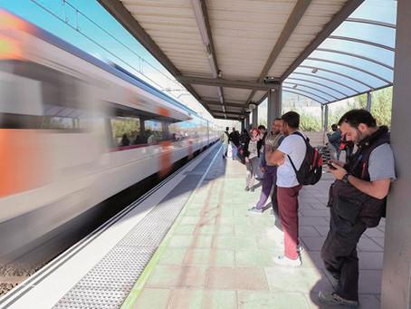 Viladecans denuncia que el Pla Director d'Infraestructures 2021-2030 no prioritza el Metro del Delta