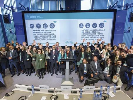 Viladecans comença a exportar el Vilawatt a altres ciutats europees