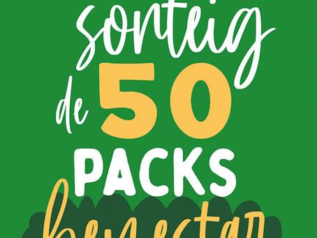 Campanya de promoció del comerç local de Sant Boi: Packs benestar
