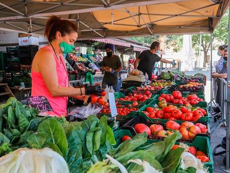 Aquest estiu podràs gaudir a Gavà dels millors productes agraris al Mercat de Pagès