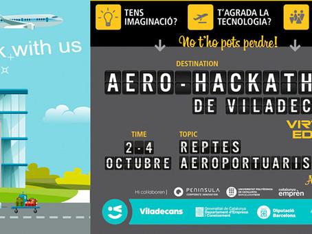 Viladecans va celebrar online la segona Hackathon