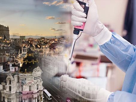 Mientras Madrid cierra en 48 h, la vacuna de Oxford busca ganarle tiempo al tiempo